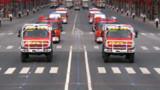 Incendie à Paris : deux blessés graves dont un pompier
