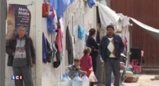 A Erbil, les Chrétiens espèrent échapper à l'Etat islamique