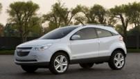 Chevrolet GPiX - exterieur
