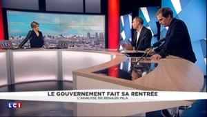 """Chômage : """"L'indicateur de candidature de Hollande"""" en 2017"""
