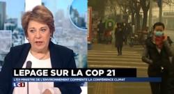 """Corinne Lepage : """"Les affaires climatiques sont au cœur de toutes les autres"""""""