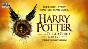 """""""Harry Potter et l'Enfant maudit"""", livre le plus précommandé depuis le septième opus de la saga"""