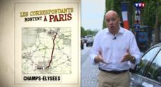 Le 13 heures du 1 août 2015 : Quand un chti explore les Champs Elysées - 764