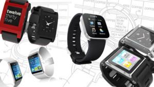 Les montres intelligentes, nouvelle tendance de la high-tech