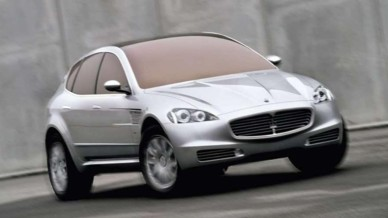 Maserati : le SUV en concept à Francfort ? Maserati-kubang-concept-2003-10504810kabdt_2084