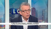 """Pierre Laurent : """"La meilleure solution serait le retrait du texte"""""""