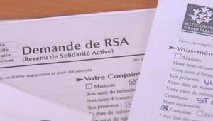 RSA formulaire
