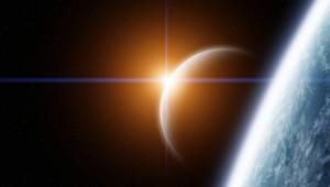 Une planète du système solaire (Image d'illustration)