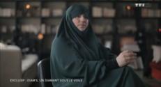 """Diam's revendique sa liberté de porter le voile : """"Je réclame juste le droit de me couvrir"""""""