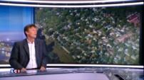 """Intempéries : """"Nous sommes déjà dans le changement climatique"""" déplore Hulot"""