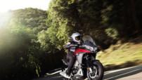 La nouvelle Honda VFR800X Crossrunner.