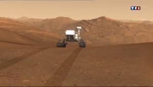 Le 13 heures du 16 mars 2013 : A la recherche de vie sur Mars : ce qu%u2019a d�uvert Curiosity - 987.4640526733397