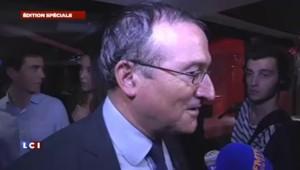 """Mariton réagit à sa défaite : """"Je félicite Nicolas Sarkozy"""""""