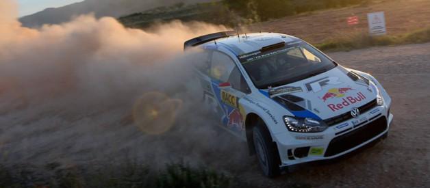 Jari-Matti Latvala - Rallye de Catalogne 2014