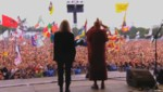 Dalai Lama Glastonbury