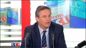 LCI - Nicolas Dupont-Aignan est l'invité politique de Christophe Barbier
