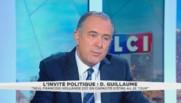 Le sénateur PS de la Drôme Didier Guillaume (04/05)