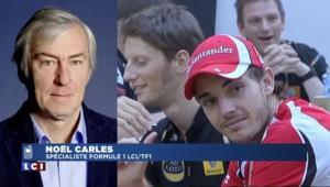 """Mort de Jules Bianchi : """"Le sport automobile perd un grand champion"""""""