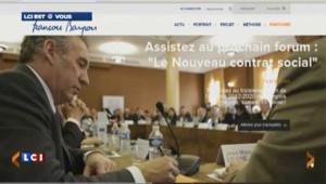 Avec Bayrou, la présidentielle devient un jeu