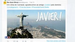 Cireur de chaussures, il offre son compte Twitter à la mairie de Rio de Janeiro