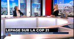 "Corinne Lepage sur la COP 21 : ""Si on a un contrôle international, beaucoup de choses deviennent possibles"""