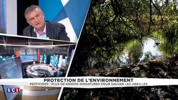 Environnement : la France, premier utilisateur européen de pesticides