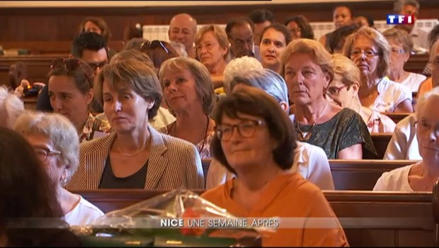 Hommages aux victimes de Nice : l'unité pour mot d'ordre entre les communautés religieuses