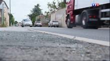 Le 13 heures du 28 juillet 2014 : Le projet d'autoroute permettant de d�ngorger la Rochelle est suspendu - 610.9269500579834