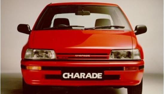 Photo 1 : CHARADE - 1992