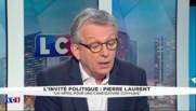 """Pierre Laurent : """"Le chaos provoqué par Hollande et Valls offre un boulevard à la droite"""""""