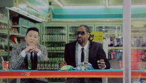 Psy et Snoop Dogg dans le clip Hangover