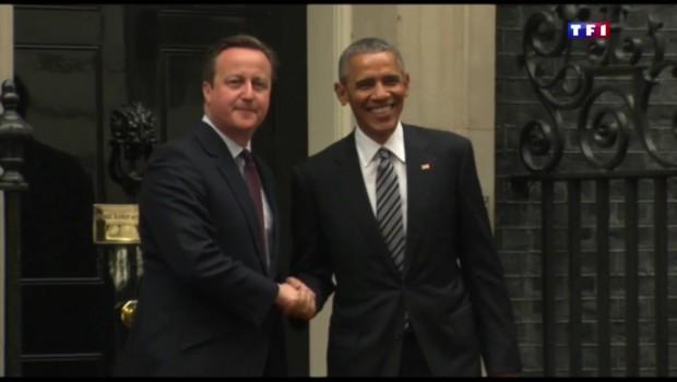 Quand Barack Obama fait campagne contre le Brexit