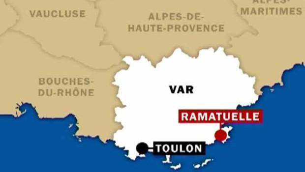 carte ramatuelle
