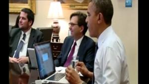"""Contre les républicains, Obama répond """"himself"""" aux tweets des citoyens américains"""