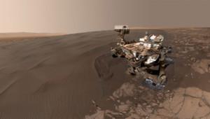 Curiosity, le robot de la Nasa, ne chôme pas sur Mars.