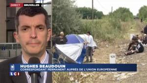 """""""L'UE est dépassée par le nombre de migrants"""""""
