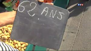 Le 13 heures du 28 août 2013 : R�rme des retraites : une volont�e consensus - 214.57000000000002