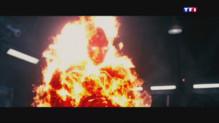 Le 20 heures du 4 août 2015 : Les 4 Fantastiques, Captain America, Hulk..des super-héros témoins de l'histoire - 2134