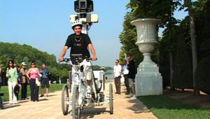 Le Google tricycle