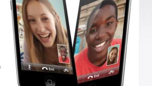 Le nouvel iPod Touch d'Apple propose une fonctionnalité d'appel vidéo