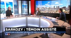 Pour Nicolas Sarkozy, rembourser le parti ne réparera pas le préjudice commis
