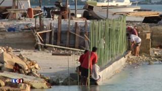 Réchauffement climatique : les habitants des îles Marshall prêts à quitter leur terre