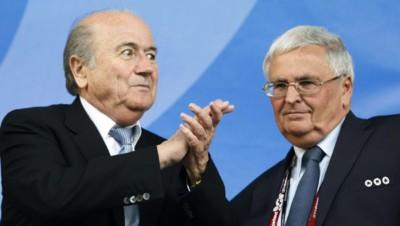 FIFA President Sepp Blatter (ici en 2008)