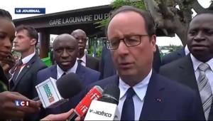 """François Hollande : """"La Côte d'Ivoire est un partenaire essentiel"""""""