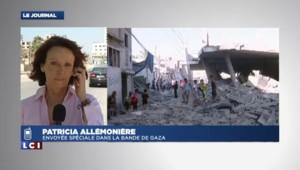 """Gaza : """"La population est épuisée, démoralisée"""""""