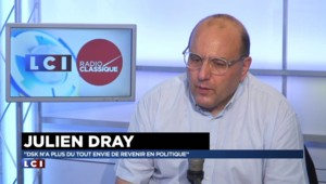 "Julien Dray : Christine Lagarde a tenu ""des propos inacceptables"""
