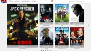 Le site de VOD du groupe TF1, MYTF1VOD