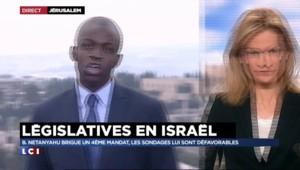 """Législative en Israël : l'électorat reproche à Netanyahu """"de ne pas s'être occupé des problèmes quotidiens"""""""