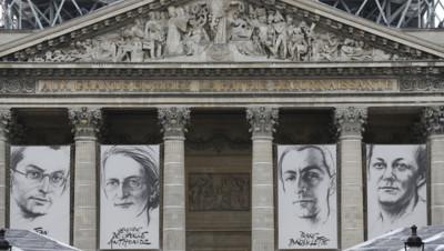 Les résistants qui entreront au Panthéon