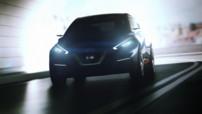 Nissan Sway, Concept-car de citadine exposé au Salon de Genève en mars 2015